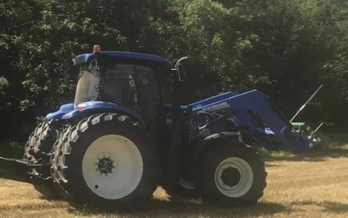 2015 NEW HOLLAND T6.180 For Sale In Georgetown, Ohio 45121