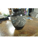 #4   NATIVE AMERICAN PIECE  LOOKS A LOT LIKE PUEBLO POTTERY.  - $210.00