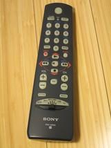 SONY RM-V40A Remote Control - VCR - AV1 - AV2-DBS - CBL - TV - Free Ship... - $12.19