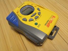 Sony Sports Walkman TV - AM - FM Radio - Cassette Player WM-FS495 - $27.87