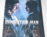 Demolition Man DVD, 1997, Sylvester Stallone, Marco Brambilla, Free Shipping USA