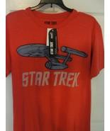 Star Trek Enterprise Spaceship T-Shirt - M and ... - $24.00