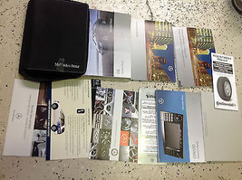 2009 MERCEDES BENZ CLK CLASS CLK 350 550 63 MODELS Owners Manual SET OEM... - $98.99