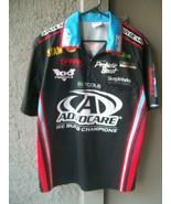 Advocare Racing Austin Dillon 2012 Pit Crew Shirt Size M - $34.95
