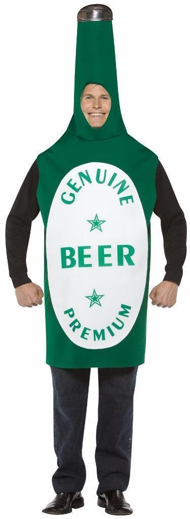 Beer Costume Adult Alcohol Halloween Party Unique Cheap GC302