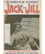 Jack and Jill Magazine February 1975 NASA Astronaut Jack Lousma - $8.90