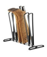 3 Pair Boots Storage Rack Long Winter Shoes Holder Organizer Stand Home ... - $35.00