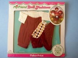 1984 FISHER PRICE MY FRIEND 229 KNICKERS OUTFIT... - $23.76