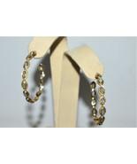 NEW $178 MELINDA MARIA Gwenyth Large CZ Crystal... - $59.98