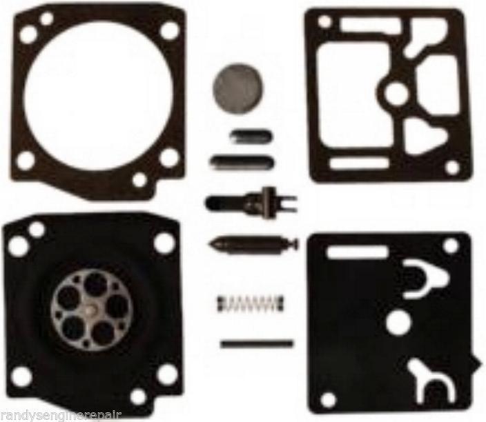 Zama Repair Rebuild Carb Kit 340 345 350 353 and 25 similar