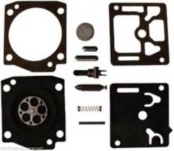 Zama Repair Rebuild Carb Kit 340 345 350 353 E Epa 346 Xp Chainsaw Zrb122 - $14.94