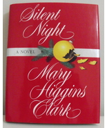 Book Silent Night Mary Higgins Clark - $3.95