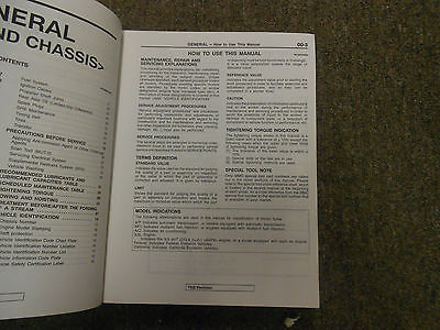 2000 MITSUBISHI Montero Shop Service Repair Manual Set FACTORY BOOKS OEM 00 x image 4