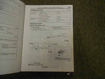 2000 MITSUBISHI Montero Shop Service Repair Manual Set FACTORY BOOKS OEM 00 x image 9