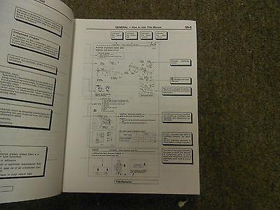 2000 MITSUBISHI Montero Shop Service Repair Manual Set FACTORY BOOKS OEM 00 x image 5