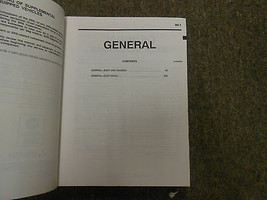 2000 MITSUBISHI Montero Shop Service Repair Manual Set FACTORY BOOKS OEM 00 x image 3