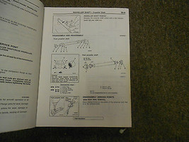 2000 MITSUBISHI Montero Shop Service Repair Manual Set FACTORY BOOKS OEM 00 x image 10