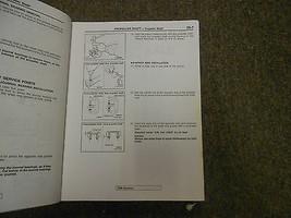 2000 MITSUBISHI Montero Shop Service Repair Manual Set FACTORY BOOKS OEM 00 x image 11