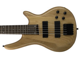 Fishbone BASS-FN5  Natural 5 String Bass Guitar - $299.00