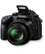 NEW Panasonic Lumix DMC-FZ1000 4K Digital Camera + 256GB Card +Warranty - $521.55