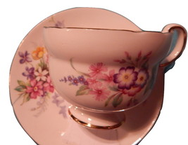 Paragon Dainty Cup and saucer bone china England Free shipping Demitasse  - $37.99