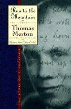 Run to the Mountain: The Story of a Vocation Journals of Thomas Merton V... - $3.49