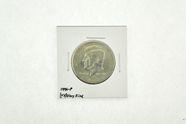 1996-P Kennedy Half Dollar (VF) Very Fine N2-3888-6 - $5.99