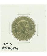 1979-S Susan B. Anthony  Dollar RATING: (VF) Very Fine (N2-4392-1) - $2.00