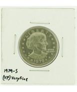 1979-S Susan B. Anthony  Dollar RATING: (VF) Very Fine (N2-4392-2) - $2.00