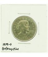 1979-S Susan B. Anthony  Dollar RATING: (VF) Very Fine (N2-4392-3) - $2.00