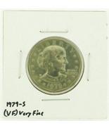 1979-S Susan B. Anthony  Dollar RATING: (VF) Very Fine (N2-4392-4) - $2.00
