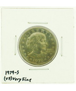1979-S Susan B. Anthony  Dollar RATING: (VF) Very Fine (N2-4392-5) - $2.00