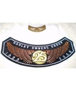 HOG Harley Owners Group Patch & Pin 2008 - $15.00