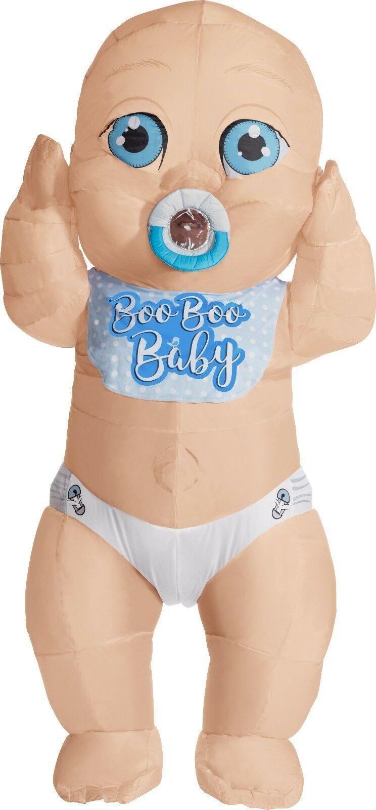 Rubies Boo Boo Bébé Gonflable Taille Unique Adulte Déguisement Halloween 820818