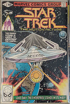 Star Trek #3 Marvel comic 1980 - $5.93