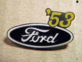1953 FORD EMBLEM  hat pins lapel pins   - $7.95