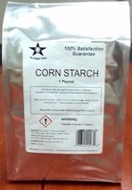 Corn Starch FCC/ Food Grade 1 Lb Pack - $7.87