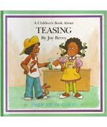 A children's book about teasing (Help me be good) by Berry, Joy Wilt - $5.35