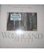 Woodland Mists (Sense of Serenity, Full Length Relaxation CD w/ Colored ... - $14.99