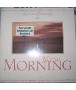 New Morning (Sense of Serenity, Full Length Relaxation CD w/ Colored Gui... - $10.99
