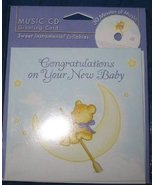 Congratulations on Your New Baby (Growing Minds with Music) [Audio CD] b... - $19.97