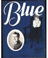 Blue [Sheet music] by Handman, Lou (Music) / Clark, Grant; Leslie, Edgar... - $51.95