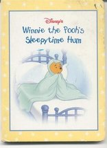 Disney's: Winnie The Pooh's Sleepytime Hum [Board book] by Disney - $4.27