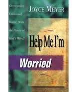 Help Me, I'm Worried by Meyer, Joyce - $5.99