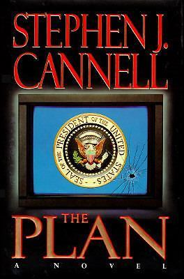 The Plan: A Novel...Author: Stephen J. Cannell (used hardcover)
