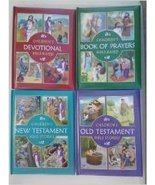 Children's Bible Based Collection 4-Pack ~ Old & New Testament, Book of ... - $17.49