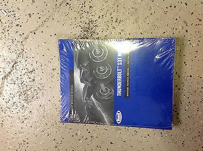 2002 Buell Thunderbolt S3T Model Service Shop Repair Workshop Manual OEM NEW