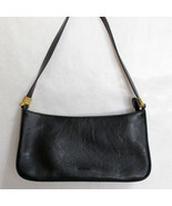 Mondani New York Classic Black Handbag Purse Fa... - $9.85