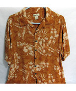 Panama Jack Mens Extra Large Hawaiian Short Sle... - $12.82