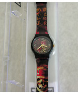 Disney Time Works Pirates of the Caribbean Skull Analog Watch New - $9.85